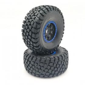 FTX DR8 Tire Set(blue)