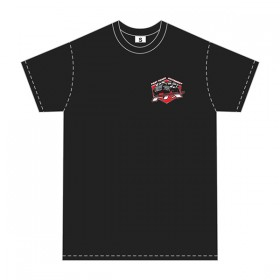 FTX Badge Logo Brand T-Shirt Black - Small
