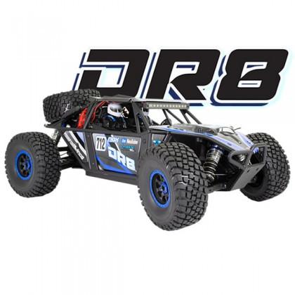 FTX DR8 1/8 Desert Racer 6s Ready-To-Run - Blue