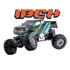 FTX Ibex 1/24th Ready-to-run Mini Rock Crawler - Green/black