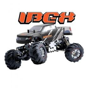 FTX Ibex 1/24th Ready-to-run Mini Rock Crawler - Grey/black