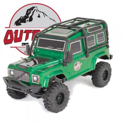 FTX Outback Mini 3.0 Ranger 1:24 Ready-To-Run - Green