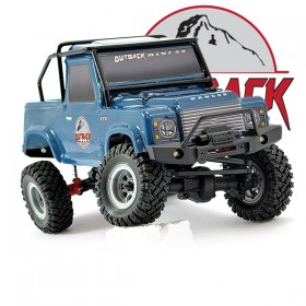 FTX Outback Mini 2.0 Ranger 1:24 Ready-to-run Dark Blue