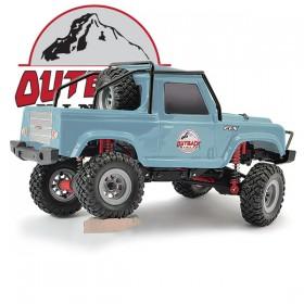 FTX Outback Mini 2.0 Ranger 1:24 Ready-to-run Light Blue