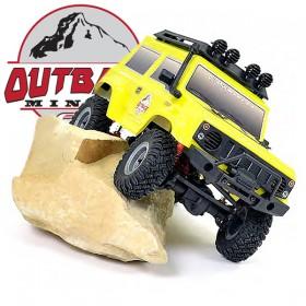 FTX Outback Mini 2.0 Paso 1:24 Ready-to-run W/parts - Yellow