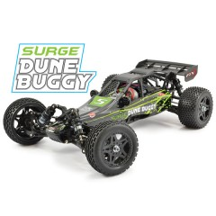 FTX Surge Rtr 1/12th Scale Electric Dune Buggy - Green