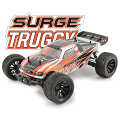 FTX Surge Rtr 1/12th Scale Electric Truggy - Orange