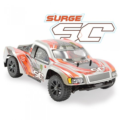 FTX Surge Rtr 1/12th Scale Electric Short Course Truck - Orange