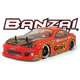 FTX Banzai 1/10th Scale 4wd Ready-to-run Brushed Electric Motor Powered Drift Street Car