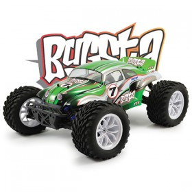 FTX Bugsta Rtr Brushless 1/10th Scale 4wd Electric Powered Off Road Buggy