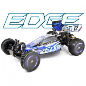 FTX Edge 1/10 Brushed Buggy 2wd Rtr W/2.4ghz/3in1/nimh/ch (blue)