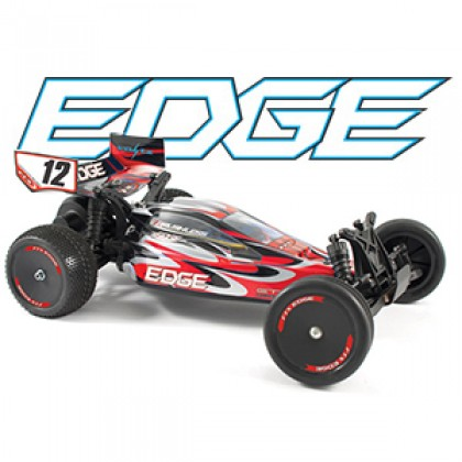FTX Edge 1/10 Brushed Buggy 2wd Rtr W/2.4ghz/3in1/nimh/ch (red)