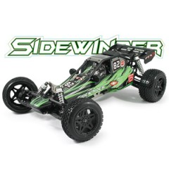 FTX Sidewinder Rtr 1/8th Scale Electric Brushless Single Seater Buggy
