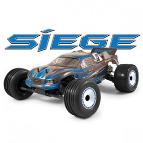 FTX Siege 1/10th Brushed Rtr 2wd 3-in-1 Electric Truggy - Blue