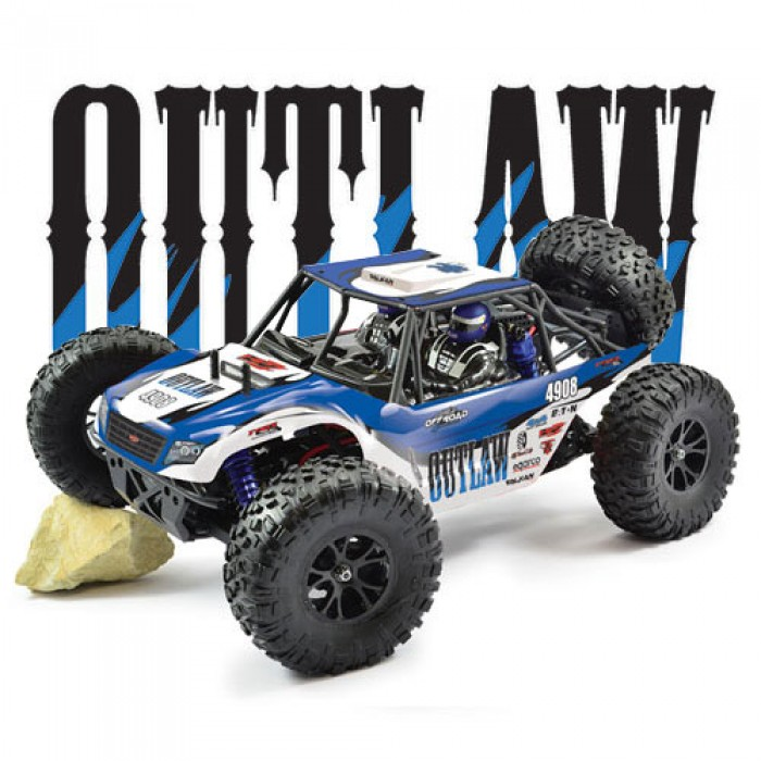 Ftx Outlaw 1 10th 4wd Brushless Ultra 4 Rtr Buggy