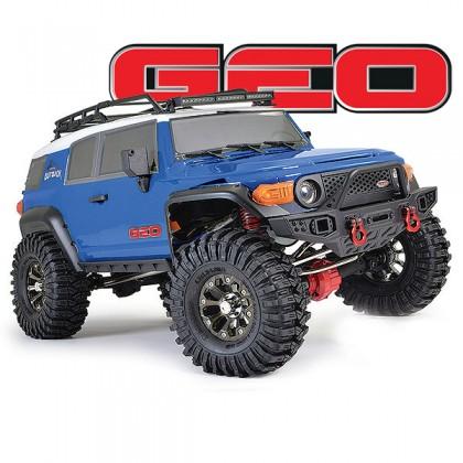 FTX Outback Geo 4x4 RTR 1:10 Trail Crawler - Blue