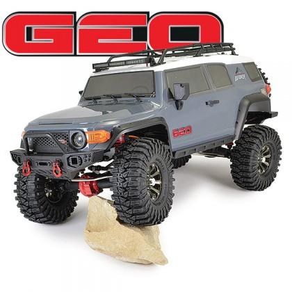 FTX Outback Geo 4x4 RTR 1:10 Trail Crawler - Grey