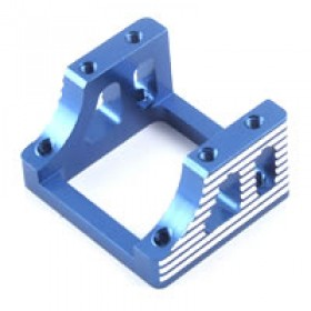 FTX Blue Aluminium 1-piece Engine Mount