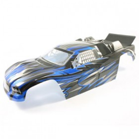 FTX Siege Blue Painted Truggy Bodyshell