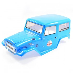 FTX Outback Painted Tundra Bodyshell - Blue