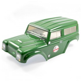 FTX Outback Painted Ranger Bodyshell - Green