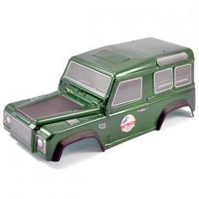 FTX Outback Painted Ranger 2.0 Bodyshell - Green