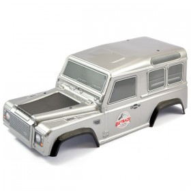 FTX Outback Painted Ranger 2.0 Bodyshell - Grey