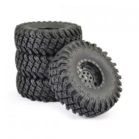 FTX Outback Hi-Rock Pre-Mounted Wheels & Tyres (set 4)