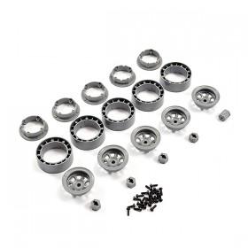 FTX Mini Outback 2.0 Bead Lock Wheel Set (5)