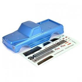 FTX Outback Mini X 2.0 Patriot PVC Body - Metallic Blue