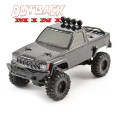 FTX OUTBACK MINI 1:24 TRAIL READY-TO-RUN - BLACK
