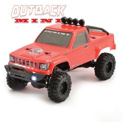 FTX Outback Mini 1:24 Trail Ready-to-run - Red