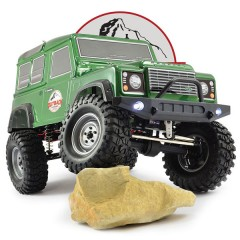 FTX Outback 2 1:10 Crawler with Ranger Bodyshell