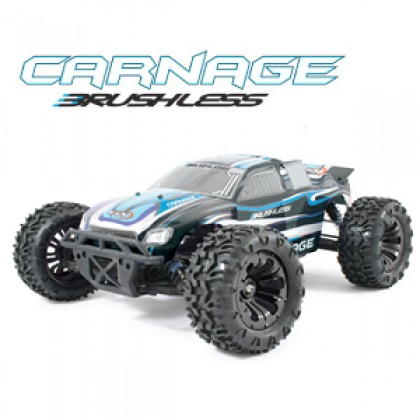 FTX Carnage 1/10 4wd Brushless Rtr Truggy