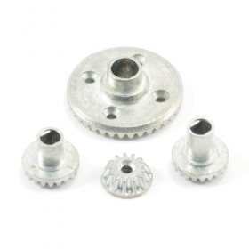 FTX Surge Diff. Bevel Gears & Diff. Drive Gear (metal)