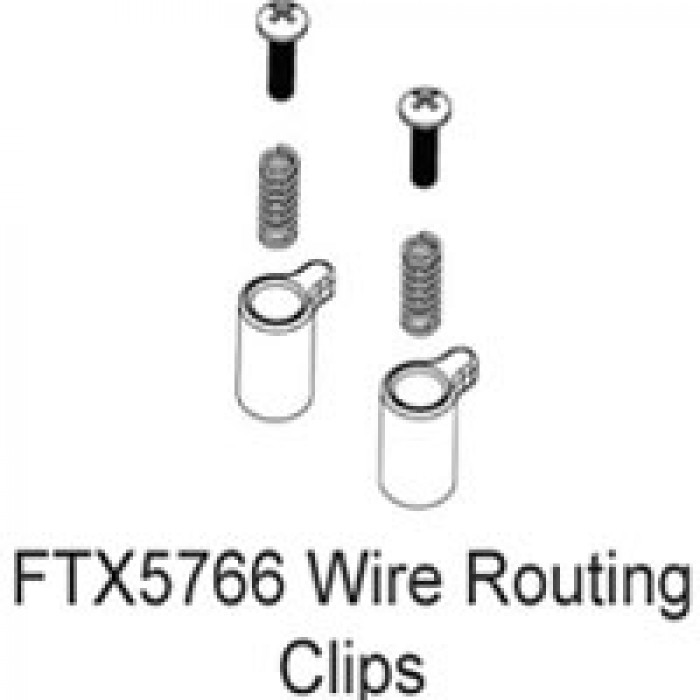 FTX Enrage Wire Routing Clips