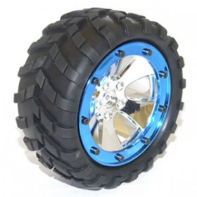 FTX Spyder Mounted Wheel And Tyre Set