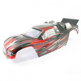FTX Siege Red Painted Truggy Bodyshell