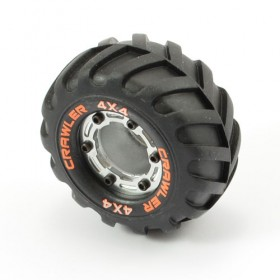 FTX Ibex Wheels & Mounted Tyres (2)