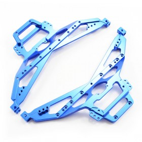 FTX Mighty Thunder/Kanyon Aluminium Main Frame Side Plates