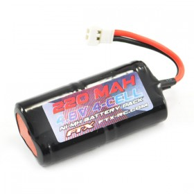 FTX Outback Mini 220mah 4.8v Nimh Battery