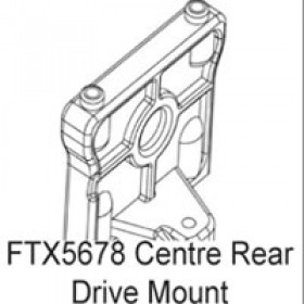 FTX Enrage Centre Rear Drive Mount