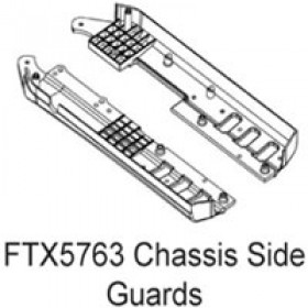 FTX Enrage Chassis Side Guards L &r