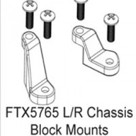 FTX Enrage L & R Front Chassis Block Mounts