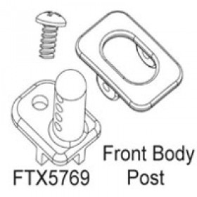 FTX Enrage Front Body Post