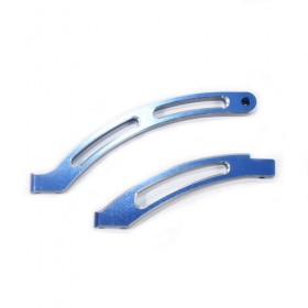 FTX Carnage Nt Alum Front & Rear Chassis Braces