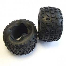 FTX Destroyer Tyres With Inserts (2)